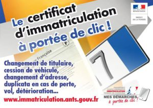 annonce immat