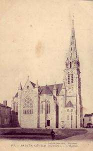 église 1910