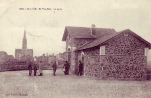 Gare 1910