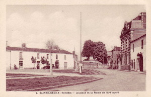 Place Mairie 1910