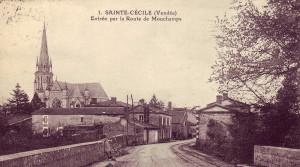 Rue Mouchamps 1920