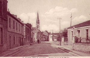 Rue St Martin 1930