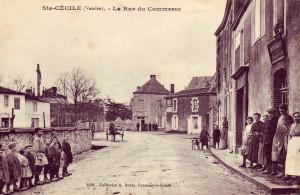 Rue Ste Hilaire 1910